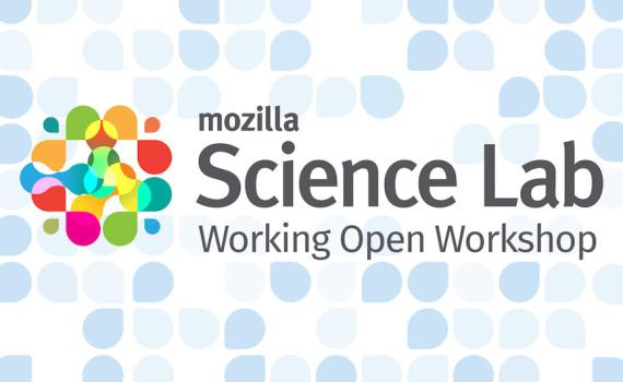 Mozilla Open Science Workshop
